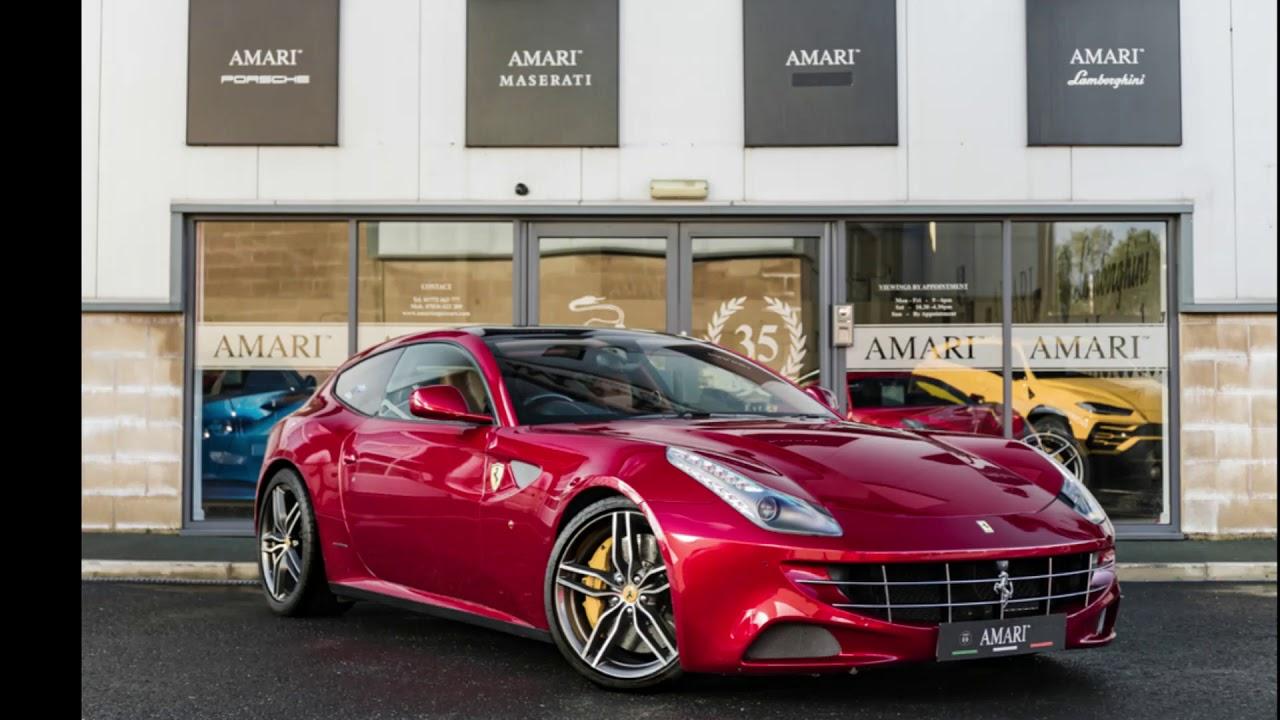 2015 Ferrari Ff Hatchback Ferrari Ff Hatchback Supercar Tuning Youtube