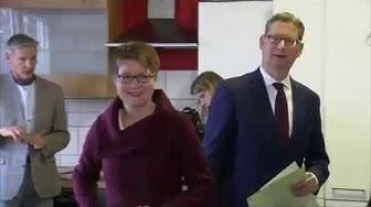 Hessen hat die Wahl: Berlin schaut gebannt nach Wiesbaden