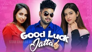Good Luck Jatta || First Look || Ninja Rubina Bajwa Latest Punjabi Movie 2019