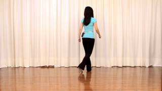 Dancing In The Rain - Line Dance (Dance & Teach in English & 中文)