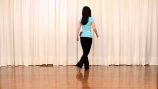 Dancing In The Rain - Line Dance (Dance & Teach in English & 中文)