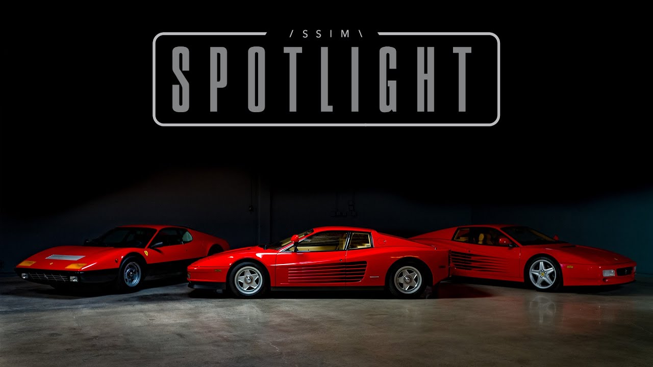 The Ferrari Testarossa was a 23-year-long mistake — ISSIMI Spotlight feat. Jason Cammisa — Ep. 06