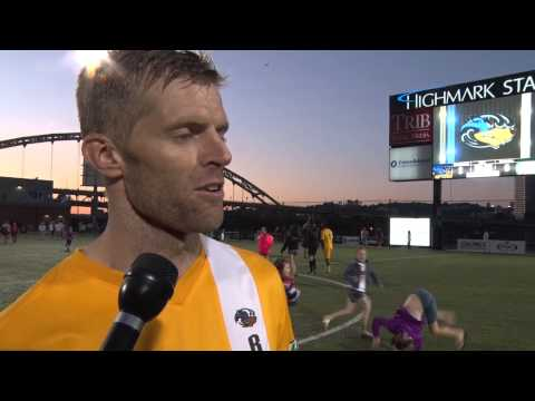 Post Game Interview Andrew Marshall 7/4/14
