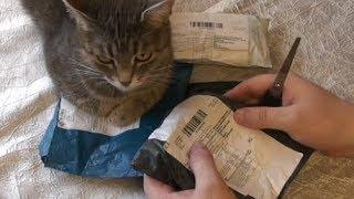 Распаковка 4 посылок из Алиэкспресс личные вещи плавки колготки недорогие купить