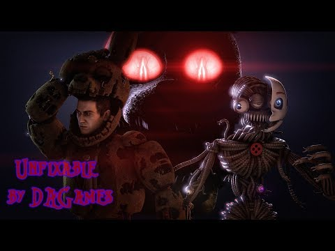 [FNAF SFM] Unfixable Collab w/LordBlazoom