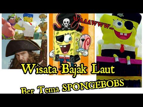 wisata-bajak-laut-2---waterpark-ber-tema-spongebobs-squarepants-jombang