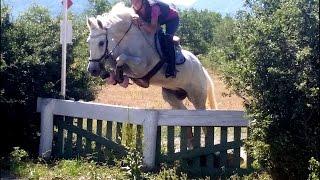 Cross au Domaine equestre du Poët