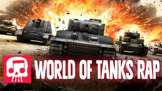 WORLD OF TANKS RAP by JT Music - 'Rolling Out'