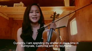 Meet Our Musicians: Jennifer Hsieh, {violinist} - (2020)