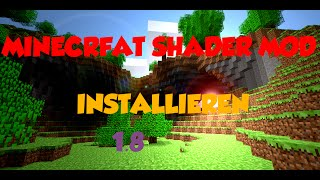 [1.8] Minecraft Shader Mod installieren [Deutsch/HD]