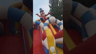 Развлечения для детей в Черноморске (Иличевске)