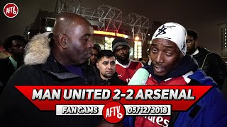 Man United 2-2 Arsenal | We Will Definitely Finish Top 4!!