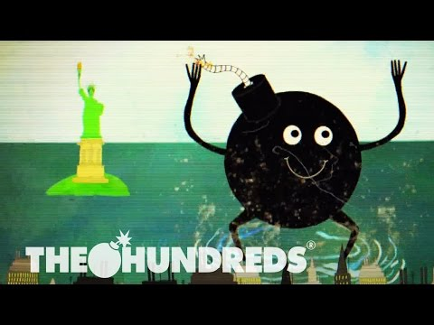 THE HUNDREDS NEW YORK BY JAY HOWELL
