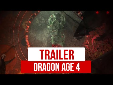 Dragon Age Dread Wolf Rises | The Game Awards Teaser Trailer