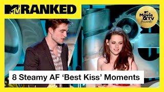 8 Steamy AF 'Best Kiss' Moments from the MTV Movie & TV Awards | MTV Ranked