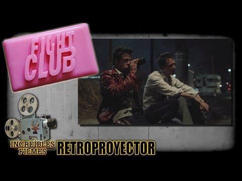Retroproyector 05 - Fight Club (USA 1999)