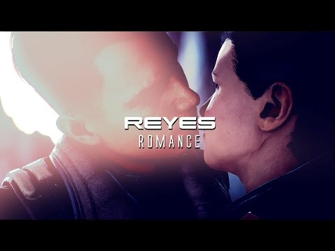 REYES Romance FULL CINEMATIC - MASS EFFECT: ANDROMEDA (Patch 1.05)