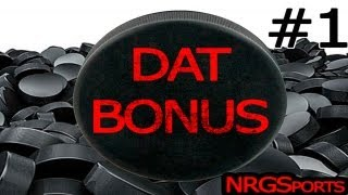 "NHL 13: DAT BONUS ep.1 - ""150k Here We Come"" Thumbnail"