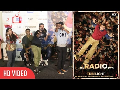 Thumbnail: This Is Crazy | Media Dancing On Radio Song From Tubelight | Tubelight First Song