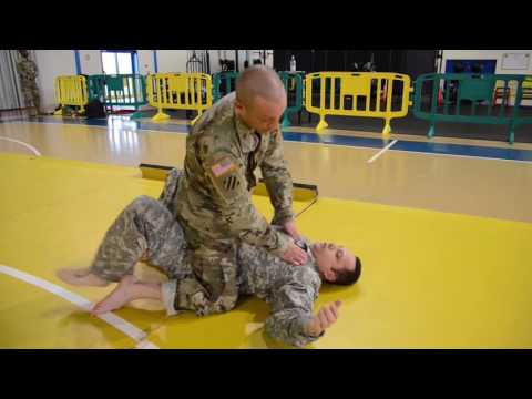 AFNORTH Tactical Combative Level II exercise (2)