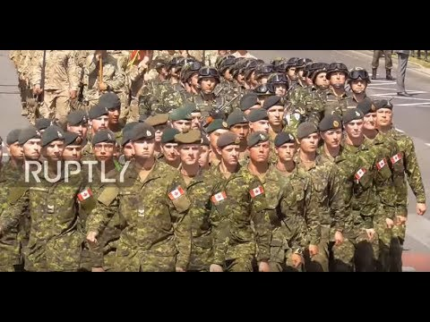 Poland: Military parade celebrates Polish Armed Forces Day