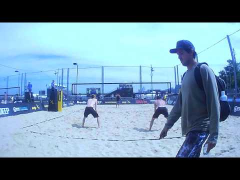 2017 AVP NYC Qualifier Round 1: Donohue/Lucas vs.  Paulk/Vogel