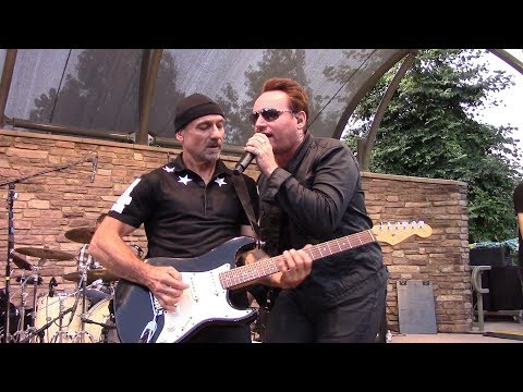 Summer Concert: U2 Tribute - L.A. Vation
