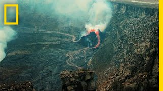 National Geographic: Journey Into an Active Volcano thumbnail