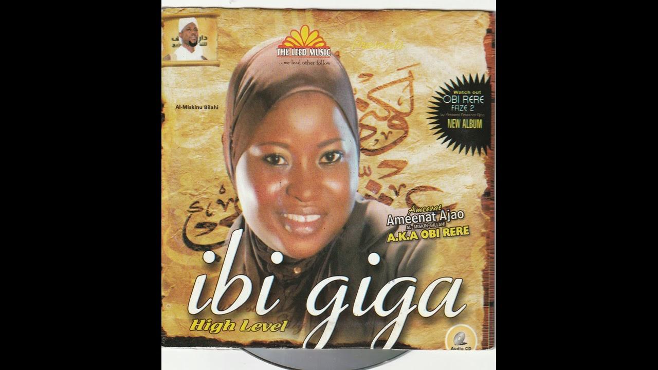 Download AMEENAT AJAO -  HIGH LEVEL -  (IBI GIGA)
