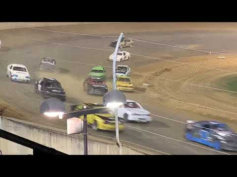 Lawrenceburg Speedway Hornet Feature (6/29/2019)