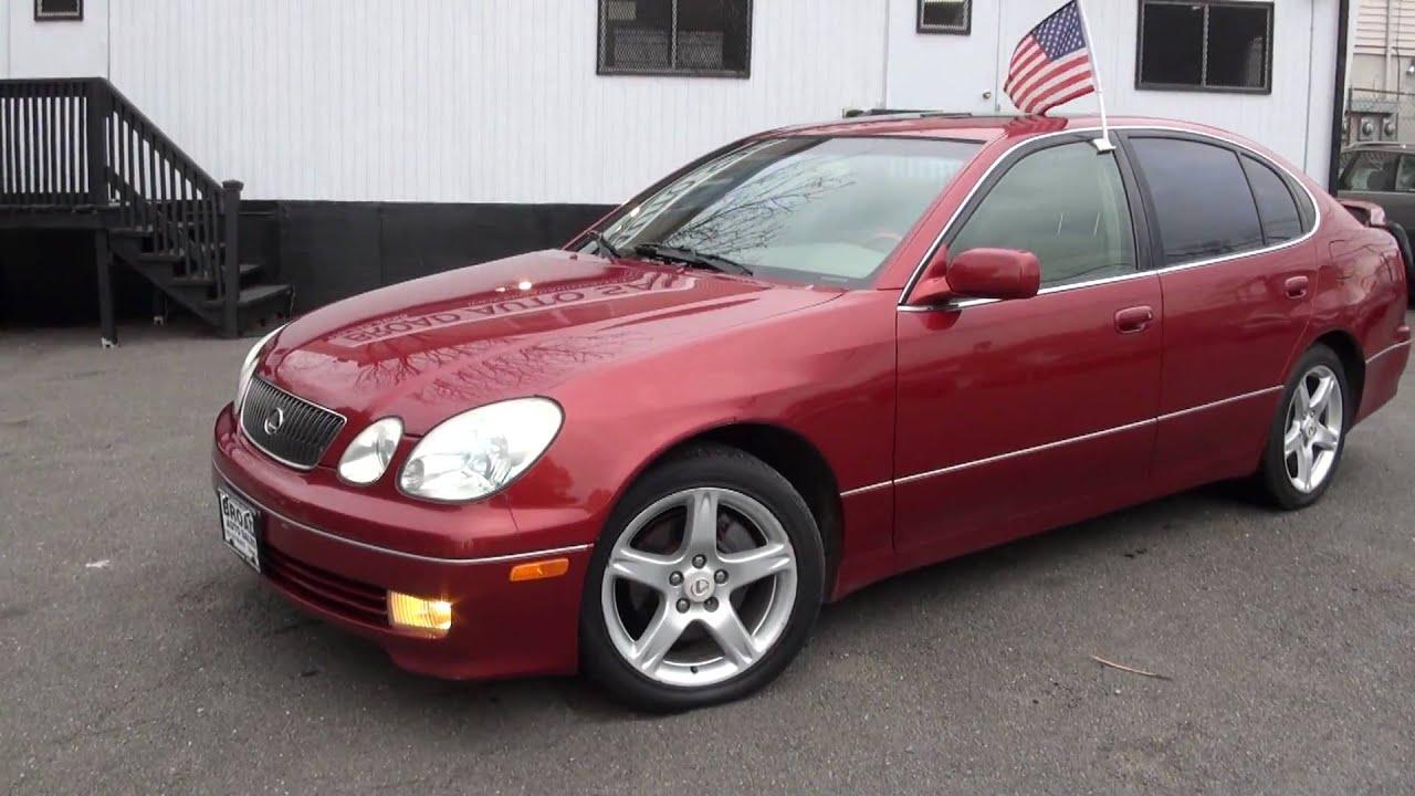 2001 Lexus GS 430 Automotive Review - YouTube