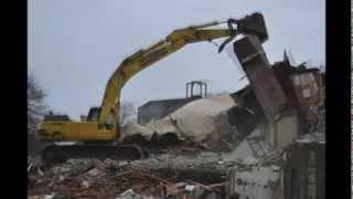 Temple Israel, Swampscott, Massachusetts, Building - Chimney/Stack Demolition