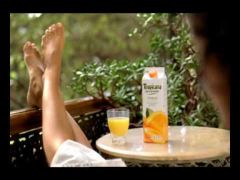 Allan Lim in Wake Up to Tropicana UK Commercial Feb 2008