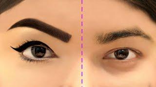 आंखों को बड़ा दिखाने की आसान TRICKS - Use Weird Tricks To Make your Eyes Bigger  | Anaysa
