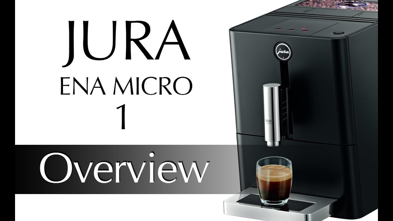 jura ena micro 1 preview youtube. Black Bedroom Furniture Sets. Home Design Ideas