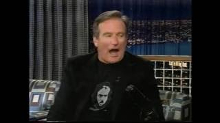 Robin Williams on Conan O'Brien