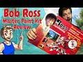 Bob Ross Master Paint Set Review