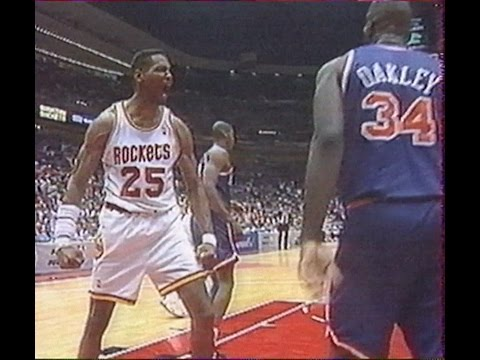 NY Knicks @ Houston Rockets - Game 7 - Finale NBA 1994 - VF