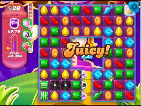 Candy Crush Saga, often referred to as Candy Crush (not to be confused with Candy Crush game) is a video game for Facebook which was released on 12 April 2012 and for smartphones which was released on 14 November 2012.