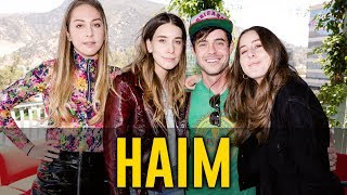 Haim on The Balcony w/ Kevin Manno