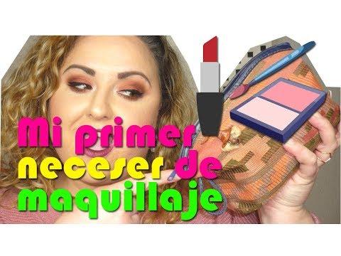 Mi primer neceser de maquillaje || Story Time