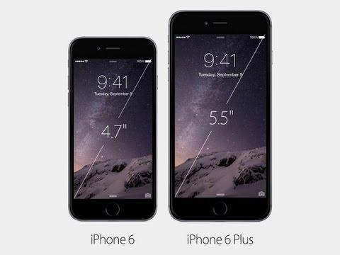 REVIEW iphone6plus และ  iphone6 by ด.ช.ธนดล หนูแก้ว