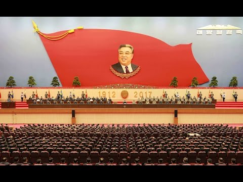 National Meeting Marks 105th Birth Anniversary of Kim Il Sung