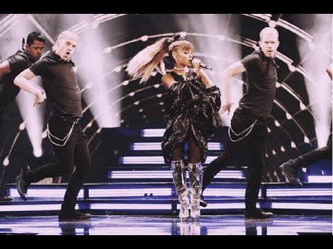 Ariana Grande - BEST LIVE LOW NOTES! (Eb3-B3)