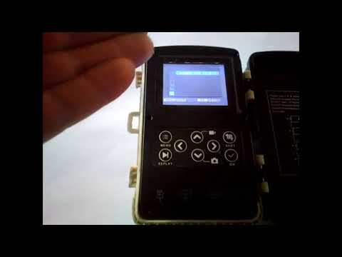 Download CAMERA CHASSE CAMPARK T45 PARTIE 3