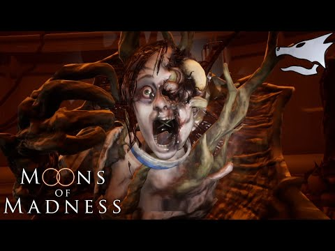 Moons of Madness Part 11: THE KINDA SCARY BOSS FIGHT |