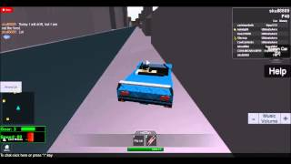 ROBLOX - Trying To Drift - Street Racing Unleashed