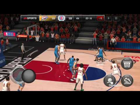 NBA Love mobile gameplay part 1