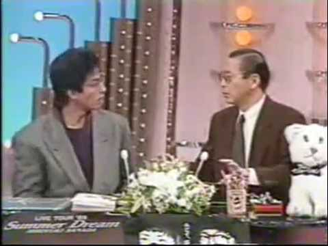 Hiroyuki Sanada on It's Okay to Laugh!  Pt 1