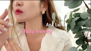 My Everyday Jewelry 2020/Minimal+sustainable 100% 만족하는 예쁜 데일…